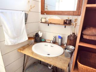 ห้องน้ำ by TRANSFORM  株式会社シーエーティ