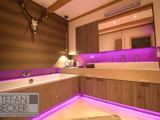 Baños modernos de Stefan Necker BadRaumKonzepte Moderno