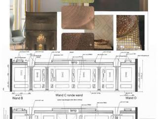 Marokkaanse feestzalen te Nieuwegein:  Evenementenlocaties door LINDESIGN Amsterdam Ontwerp Design Interieur Industrieel Meubels Kunst