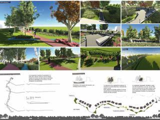 Giardino minimalista di LANDSCAPE Minimalista