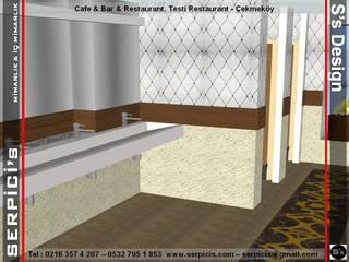 by SERPİCİ's Mimarlık ve İç Mimarlık Architecture and INTERIOR DESIGN Classic