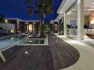 Tropical style pool by comprar en bali Tropical