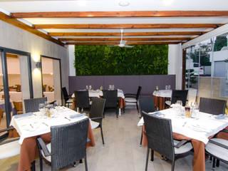 Restoran oleh CARMAN INTERIORISMO, Mediteran