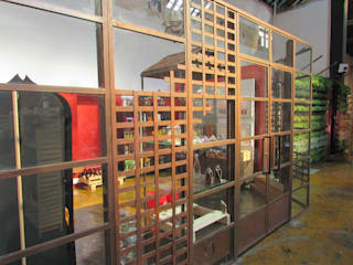 El Bulo Restaurant:  Gastronomy by Mick Bateman Metalurgia Criativa