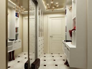 Квартира - коридор: Коридор и прихожая в . Автор – Первое Дизайн-Бюро,