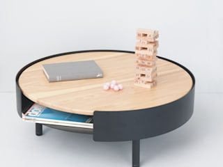 Coco Coffee Table: modern  by Joe Paine , Modern