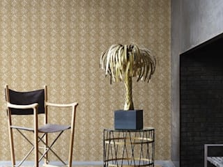 Wall covering: asian  by Right decor,Asian