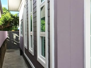 บ้าน purple โดย Cr_Constantine