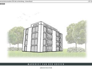 Ruimtelijk onderzoek ouderenwoningen:   door Margreet van der Hoeven Architecten