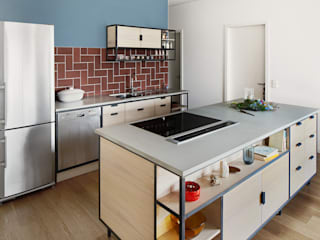Happyhomes Industrial style kitchen