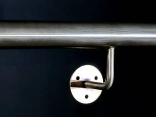 Handlauf aus Bronze: modern  von Metall & Gestaltung Dipl. Designer (FH) Peter Schmitz,Modern