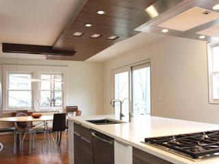 Cocinas de estilo moderno de Atelier036 Moderno