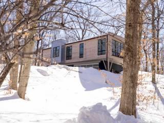 OXBOW LANE:  Houses by JMKA architects