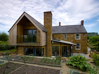Fern Cottage, Warwickshire:  Houses by Hayward Smart Architects Ltd