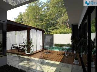 Modern home by BIJOS ARQUITETURA Modern