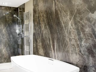 Integrated Home Reading Link It Solutions Ltd Modern bathroom