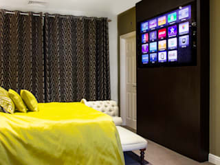 Integrated Home Reading Link It Solutions Ltd Modern style bedroom
