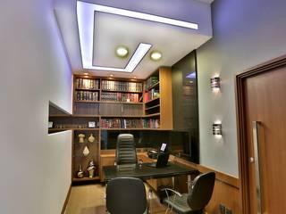 MAJÓ Arquitetura de Interiores Galerías y espacios comerciales de estilo moderno