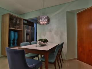 MAJÓ Arquitetura de Interiores Comedores modernos