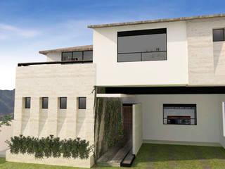 Casas modernas de TAMEN arquitectura Moderno