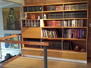 Biblioteca - Bar de Reforma Arquitectura SpA Moderno