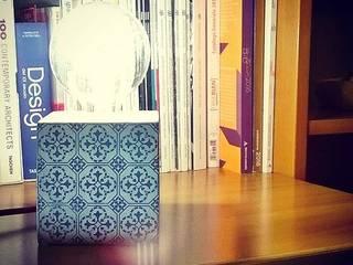 Concretamente - Concrete lamp by Giovanni Cardinale Designer di Giovanni Cardinale Designer Minimalista