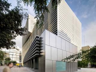 Modern houses by Baena Casamor Arquitectes BCQ, slp Modern