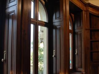 The Wood Alchemist - Simone Castelli Windows & doors Window decoration