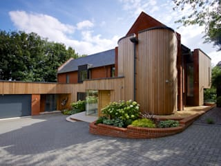 Ombu, Henley on Thames Modern houses by Hayward Smart Architects Ltd Modern