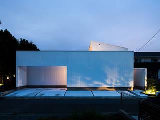 โดย 窪江建築設計事務所 โมเดิร์น