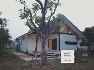 ต้นสร้าง 31 บ้านพักสไตล์ญี่ปุ่น โดย ต้นสร้าง วิศวกรรม