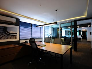MARTI TOWER OFİS Tasarımca Desıgn Offıce Modern