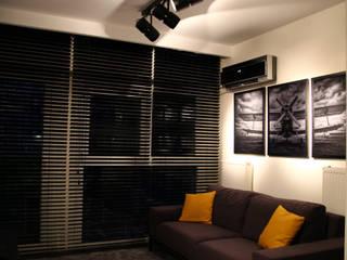 STUDYO DAİRE II Modern Oturma Odası Tasarımca Desıgn Offıce Modern