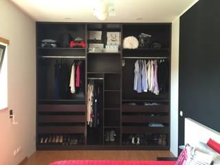 Decordesign Interiores Vestidores y closetsAlmacenamiento