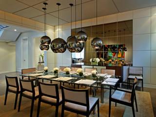 Douglas Design Studio Comedores de estilo moderno