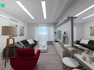 โดย SAVI Arquitetura โมเดิร์น