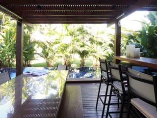 RAWI Arquitetura + Design Rumah Modern