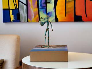 RAWI Arquitetura + Design Living room