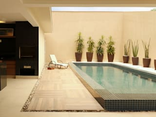 RAWI Arquitetura + Design Moderne Pools