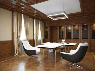кабинет: Офисные помещения в . Автор – Хандсвел