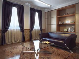 комната отдыха руководителя : Офисные помещения в . Автор – Хандсвел
