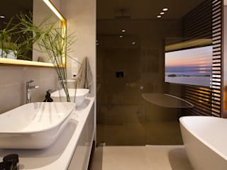 Bathroom by Make Architects + Interior Studio, Modern