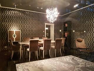 ห้องทานข้าว โดย Art und Ambiente, Bernhardt GmbH, ผสมผสาน