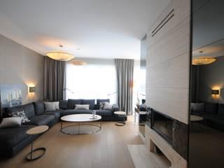 Salon po: styl , w kategorii  zaprojektowany przez we do design.pl