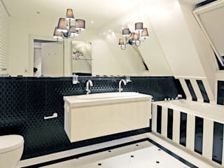 Classic style bathroom by we do design.pl Classic
