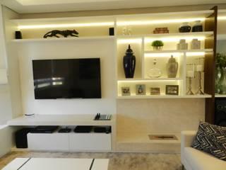 Moderne Wohnzimmer von Nova Arquitetura Modern
