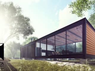 Modern home by Cornetta Arquitetura Modern