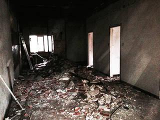 Luz para un piso Reformado de Constructora VDL