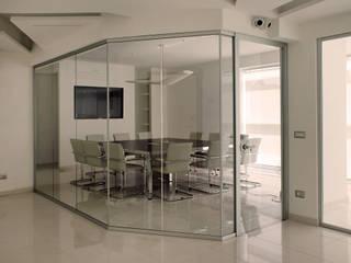 مكتب عمل أو دراسة تنفيذ SPAZIODABITARE architects, تبسيطي
