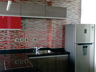 Torre Xiris: Cocinas de estilo  por STUDIO&DESIGN